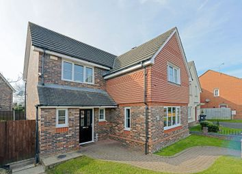 Thumbnail 4 bed detached house for sale in Ellis Peters Drive, Aqueduct, Telford, Shropshire.