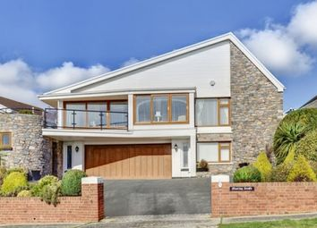 Thumbnail 3 bedroom detached house for sale in Thatcher Avenue, Torquay