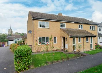 Thumbnail 4 bed end terrace house to rent in Angells Meadow, Ashwell, Baldock