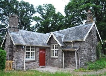 Thumbnail 1 bed cottage to rent in Abercamlais, Brecon