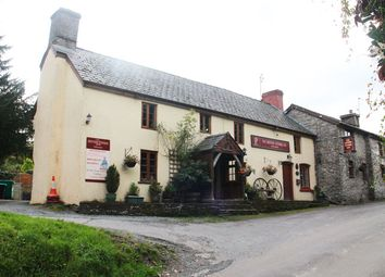 Thumbnail Pub/bar to let in Aberedw, Builth Wells