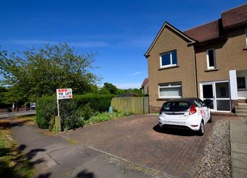 Thumbnail 3 bed semi-detached house to rent in Queen Margaret Drive, South Queensferry