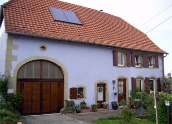 Thumbnail 4 bed detached house for sale in Lorraine, Moselle, Sarrebourg