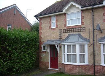 Thumbnail 2 bed end terrace house to rent in Ellson Close, Maidenbower, Crawley