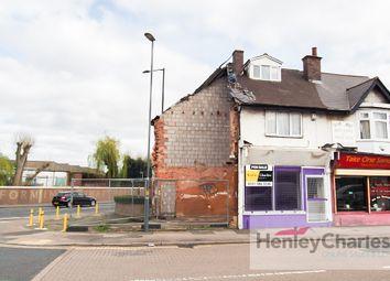 Thumbnail 2 bed flat for sale in Deykin Avenue, Witton, Birmingham