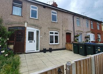 Thumbnail 3 bed terraced house to rent in Ashmore Road, Coventry