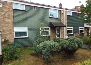 Thumbnail 3 bed terraced house for sale in Verity Way, Stevenage, Hertfordshire, England