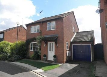 Thumbnail 3 bedroom property to rent in Livermore Green, Werrington, Peterborough