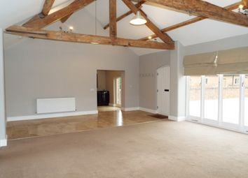 Thumbnail 2 bed barn conversion to rent in Old Hall Lane, Fradley, Lichfield