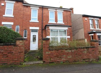 Thumbnail 3 bed semi-detached house for sale in Stella Street, Mansfield