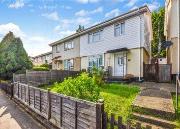 Thumbnail 3 bed semi-detached house for sale in Halcot Avenue, Bexleyheath, Kent