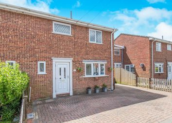 Thumbnail 3 bed semi-detached house for sale in Dresden Drive, Cowplain, Waterlooville