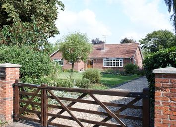 Thumbnail 3 bed detached bungalow for sale in Town Street, Westborough, Newark