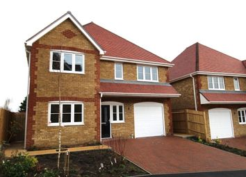 Thumbnail 4 bed detached house for sale in Rook Lane, Bobbing, Sittingbourne