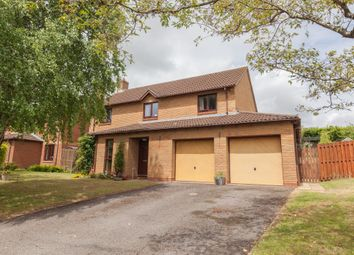 Thumbnail 4 bed detached house for sale in Home Close, Wrington, Bristol