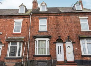 Thumbnail 3 bedroom terraced house for sale in Brook Street, Crewe, Cheshire