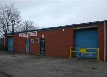 Thumbnail Light industrial to let in Unit 10 Enterprise Park, Thornton Industrial Estate, Telford Road, Ellesmere Port, Cheshire