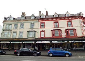 Thumbnail 1 bed flat to rent in Lloyd Street, Llandudno