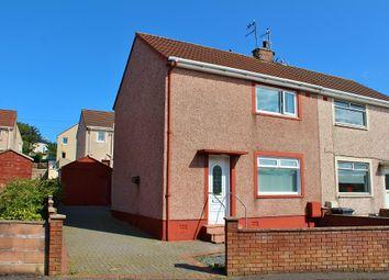 Thumbnail 2 bed semi-detached house for sale in 11 Park Crescent, Stranraer
