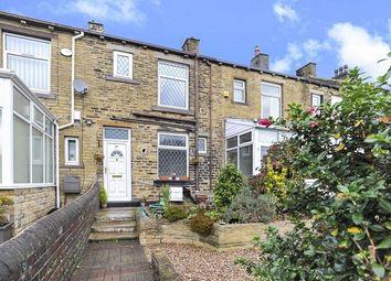 Thumbnail 1 bed terraced house for sale in Garden Field, Wyke, Bradford