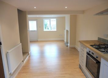 Thumbnail 2 bed terraced house for sale in Burley Road, Langham, Oakham