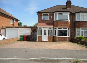 Thumbnail 3 bedroom semi-detached house for sale in Amanda Court, Langley, Slough