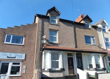 Thumbnail 2 bedroom maisonette to rent in Oswald Road, Llandudno Junction, Conwy