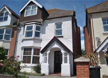 Thumbnail 2 bed flat for sale in Jameson Road, Bexhill-On-Sea, East Sussex