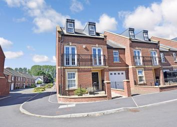 Thumbnail 4 bed end terrace house for sale in Brooklands, Exeter
