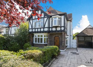 Thumbnail 3 bed detached house to rent in Worcester Crescent, Woodford Green