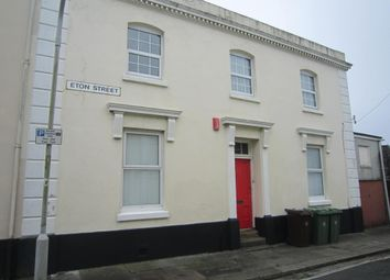 Thumbnail 2 bed flat to rent in Eton Street, Central Plymouth