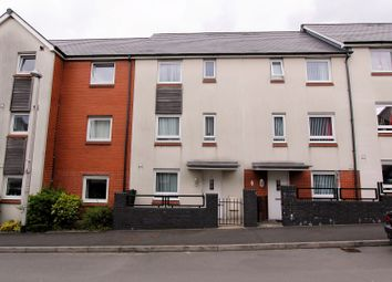 Thumbnail 4 bed terraced house for sale in Ffordd Donaldson, Copper Quarter