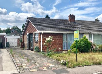 Thumbnail 2 bedroom semi-detached bungalow for sale in Christchurch Avenue, Erith