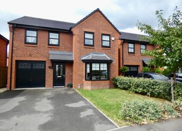Thumbnail 4 bed detached house for sale in Blackthorn Road, Hazel Grove, Stockport