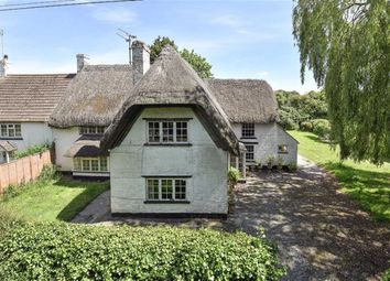 Thumbnail 4 bed semi-detached house for sale in The Green, Lyneham, Wiltshire