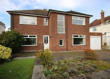 Thumbnail 4 bed detached house for sale in Sandringham Road, Ainsdale, Southport
