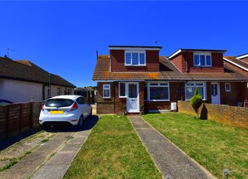 Thumbnail 3 bed semi-detached house for sale in Bristol Avenue, Lancing, West Sussex