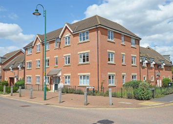 Thumbnail 2 bed flat for sale in Vale Drive, Hampton Vale, Peterborough