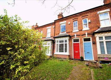 Thumbnail 3 bed terraced house to rent in Warren Avenue, Moseley, Birmingham