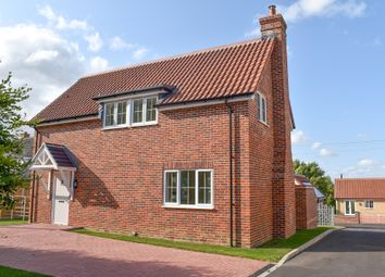 Thumbnail 3 bed detached house for sale in Mill Road, Peasenhall, Saxmundham