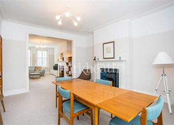 Thumbnail 3 bed flat to rent in Glenmore Road, Belsize Park, London