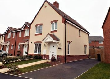 Thumbnail 3 bed terraced house for sale in Crump Way, Evesham