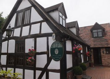 Thumbnail Restaurant/cafe for sale in Monks Walk, Bridge Street, Evesham