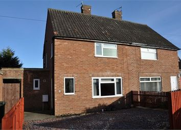 Thumbnail 2 bed semi-detached house for sale in Priestlands Drive, Hexham