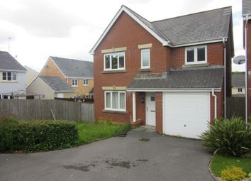 Thumbnail 4 bedroom detached house to rent in Llwyn Teg, Fforestfach, Swansea.
