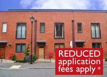 Thumbnail 4 bed town house to rent in Ascote Lane, Dickens Heath, Shirley, Solihull
