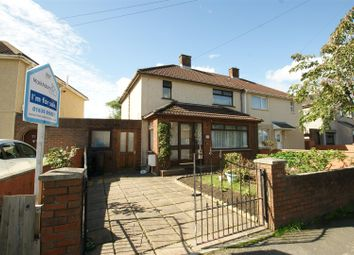Thumbnail 3 bed semi-detached house for sale in St. Helier Drive, Port Talbot