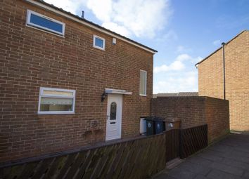 Thumbnail 2 bedroom end terrace house for sale in Garth Twentyfour, Killingworth, Newcastle Upon Tyne