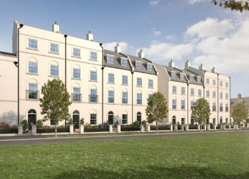 Thumbnail 5 bedroom town house for sale in Haye Road, Sherford, Plymouth