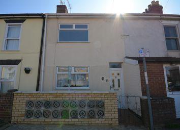 Thumbnail 3 bed terraced house to rent in Raglan Street, Lowestoft, Suffolk